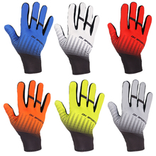 New Cycling Gloves Full Finger Sport Shockproof MTB Bike Touch Screen Gloves Lycra Breathable Long Finger Glove Guantes Ciclismo sahoo 42890 breathable touch screen full finger cycling gloves black blue xl pair