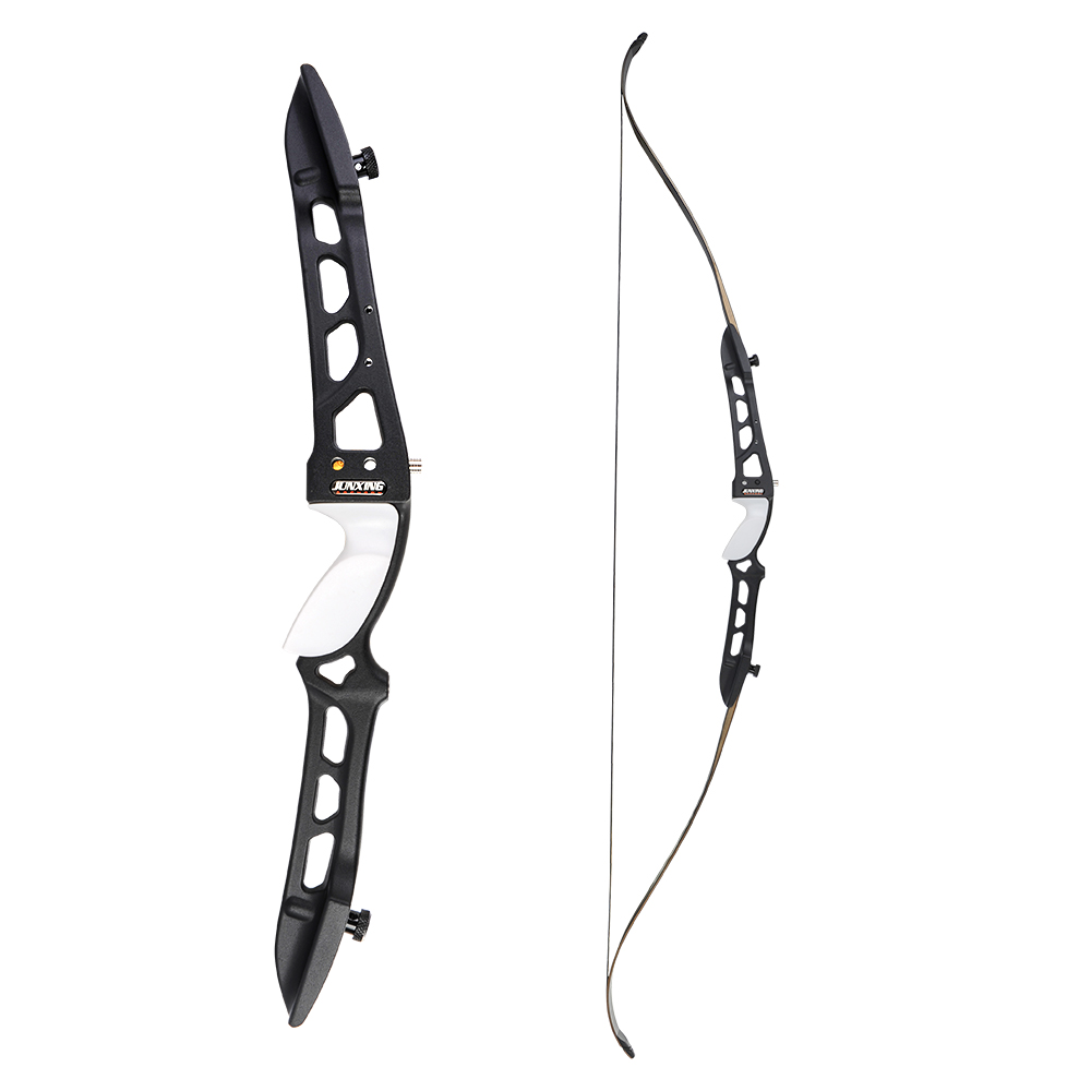 3 Colors 68 Inches F158 Recurve Bow 18-40Lbs for Outdoor Sport Archery Hunting Shooting Activity