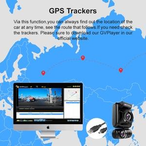 Image 3 - Автомобильный видеорегистратор Ruccess, 2,0 дюйма, GPS, Full HD 1080P, ночное видение, угол обзора 150 градусов