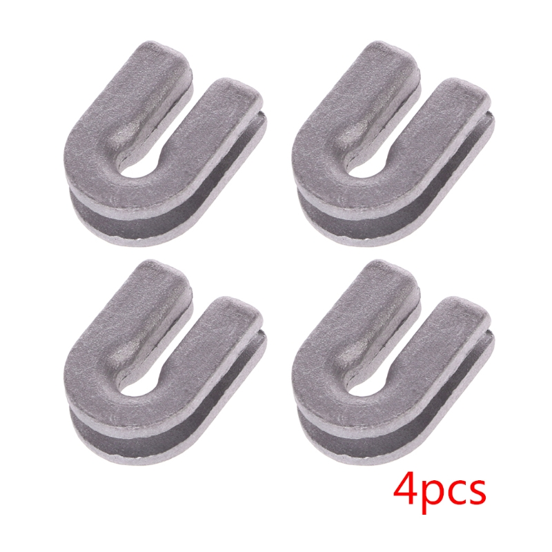 4Pcs Trimmer Head Eyelets For Husqvarna P25 Strimmer Brush Cutter Replacement Dropship