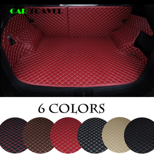 Image 5 - Custom leather Car Trunk Mats For BMW F10 F11 F15 F16 F20 F25 F30 F34 E60 E70 E90 1 3 4 5 7 Series GT X1 X3 X4 X5 X6 Z4 6D