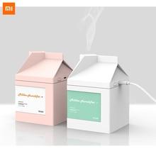 Xiaomi Milk Box Humidifier Diffuser 260ML Ultrasonic Air Humidifier Purifying Humidifier USB Charging Mist Maker Quiet best gift