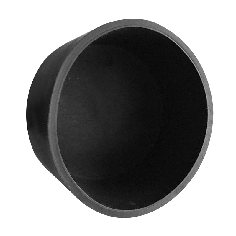 4 Pcs 50mm Inner Dia Furniture Floor Rubber Carpet Cup Feet Protector