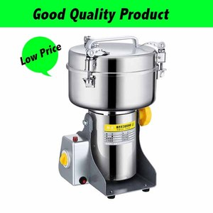 2500G Chili,Peanut,Spice Grinder, Flour Mill,Aniseed Grinder Soybean Grinder,Herb Grinding Machine(China)
