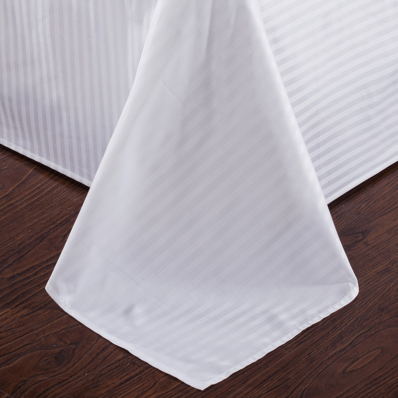 Hotel White Bed Sheets Cotton Comfortable Moisture Proof Spring Autumn Summer Mattress Cover Hospital Home Mattress Protector 7