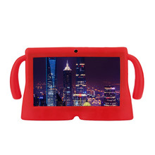 Universele Tablet Case 7 Inch Kids Siliconen Gel Beschermende Case Cover Voor 7 Inch Android Tablet Q88 Voor Yuntab 7 Inch A23 A3(China)