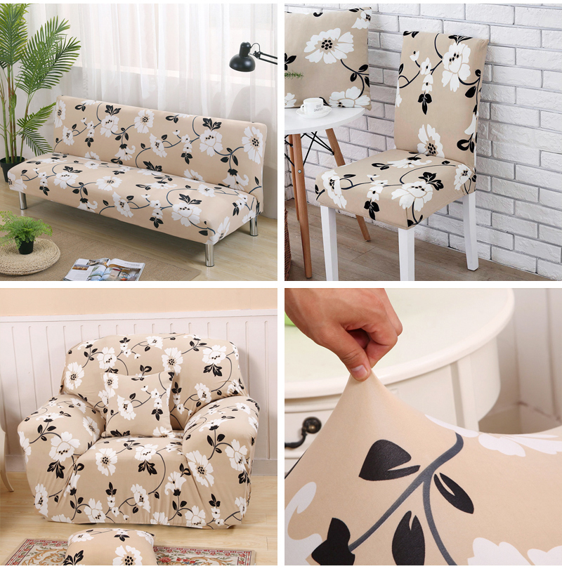 Chair Cover Universal Size Stretch Slipcovers Elastic Seat Chair Restaurant Banquet Hotel Home Decoration Office Chair Covers