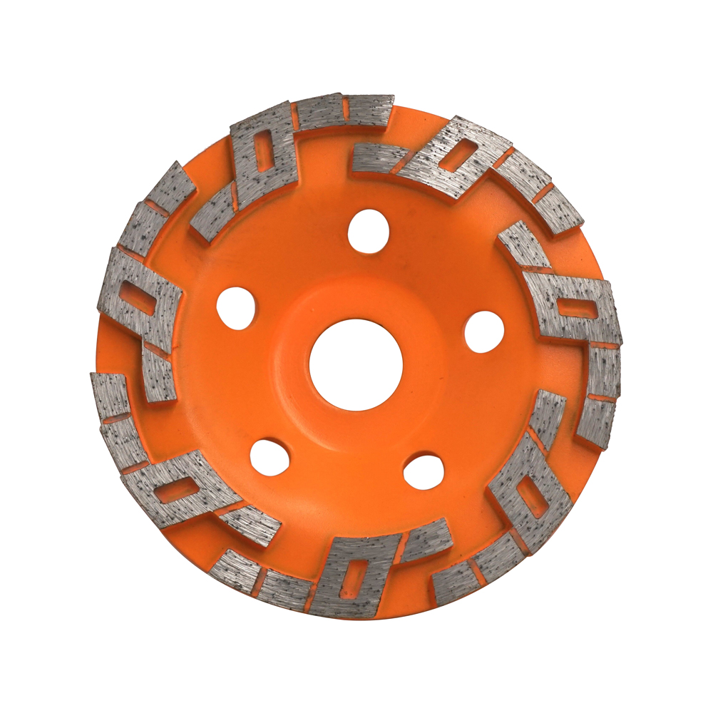 125mm Diamond Porcelain Blade Saw Bit Hot Sintered Diamond Circular Disc For Cutting Porcelain Tiles