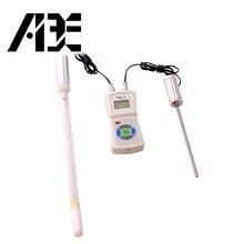Цифровой прибор для измерения температуры почвы