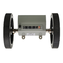 цена на 5 Digits Scroll/Rolling Wheel 1-9999.9M Counter Textile Machinery Meter Counting Counter Mechanical Length