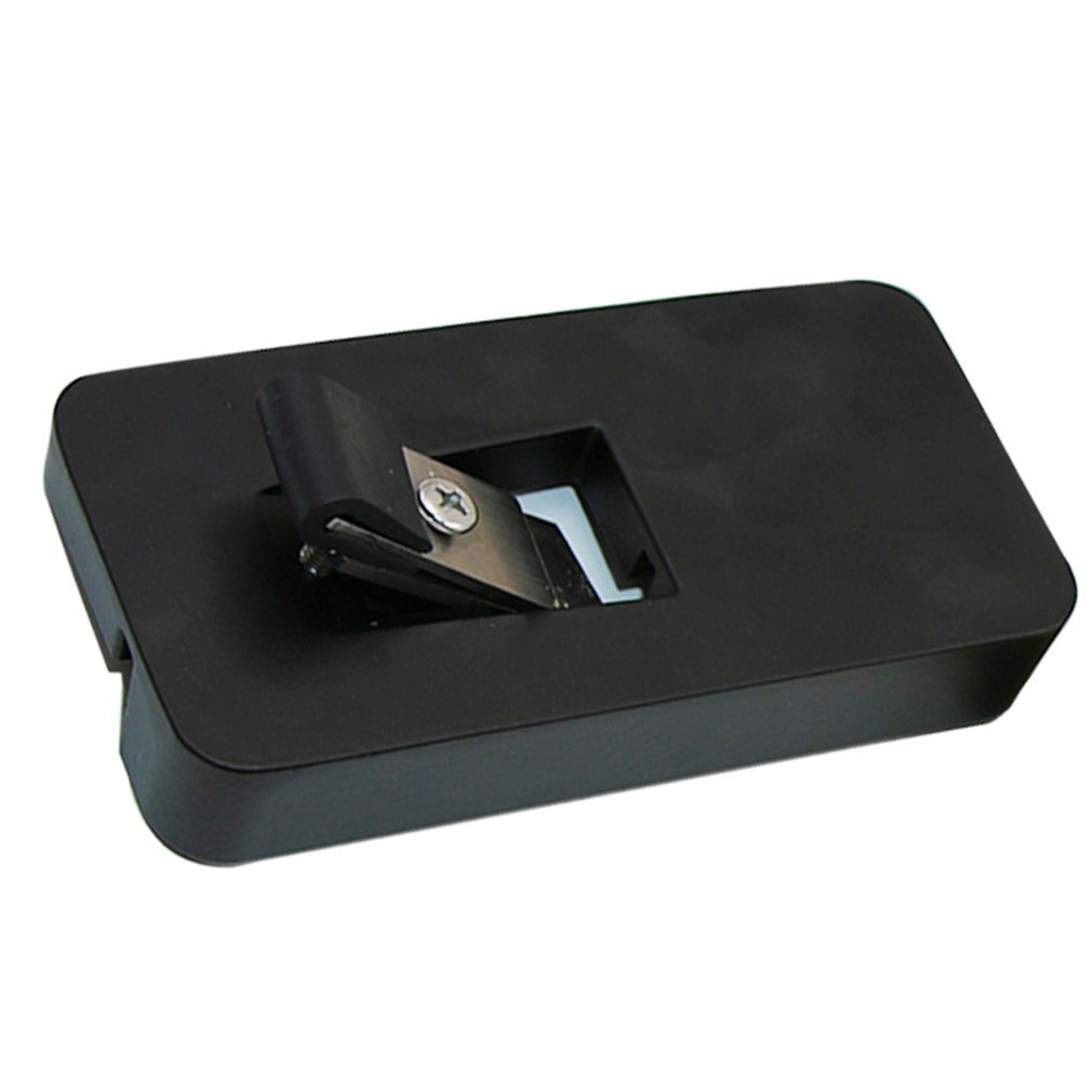 Rand Trimmer Aluminium Legierung Manuelle Trimmen Rand Abdichtung PVC Banding Streifen Hand Hobel Messer Holz Werkzeuge