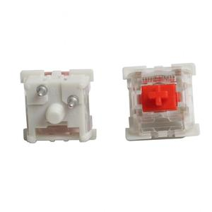Image 3 - Outemu SMD RGB 3 pin MX Switch Brown Blue Red Silent White Gray OTM For GK61 GK64 MX Mechanical keyboard Replacement Halo Ture