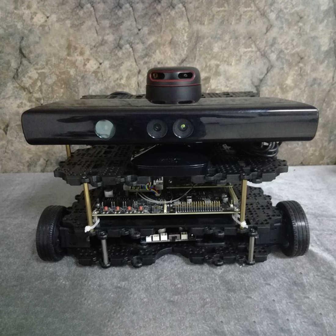 Новое прибытие бургер версия робот операционная система автопилот робот автомобиль с открытым исходным кодом комплект