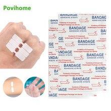 Sumifun – bande adhésive pour pansement, coussinet étanche et respirant, pansement pour pansement de premiers soins, pansement pour hémostase, pansement c375, 10/20 pièces