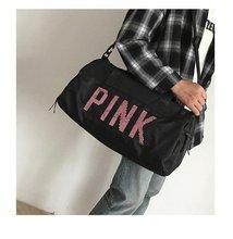 Travel Bag Hand Luggage Bag Travel Bag Pink Large Capacity Swimming Bag Men And Women Sports Gym Bag