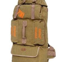 Супер-большое 90Л вместительное крепкое полотно дорожные рюкзаки рюкзак простота багажная сумка через плечо Сумочка, 3 цвета
