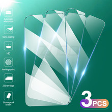 3Pcs Tempered Glass For Xiaomi Mi 9 8 10 Lite 9T 10T Pro Screen Protector Glass For Xiaomi Poco X3 Mi A3 A2 Lite 9 Se Protective