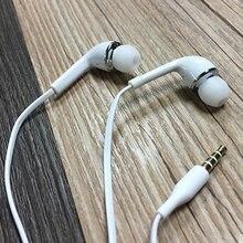 цена на S4Wired Earphone Stereo Music Headset In-Ear Headphone With Microphone Earplugs Earbuds For Phone Computer MP3