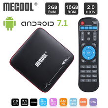 Mecool M8S PRO W Android 7.1 Smart TV Bo