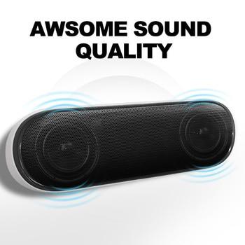 Bluetooth Speaker Support TF FM Radio Subwoofer Box 3