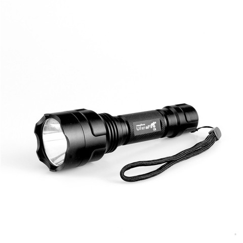 1 5 modo waterproof torch 18650 bateria