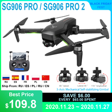 ZLL SG906 PRO 2 PRO2 RC Drone with 4K Camera Professional 5G WiFi 3-Axis Anti-Shake Gimbal FPV Dron GPS Brushless Quadcopter