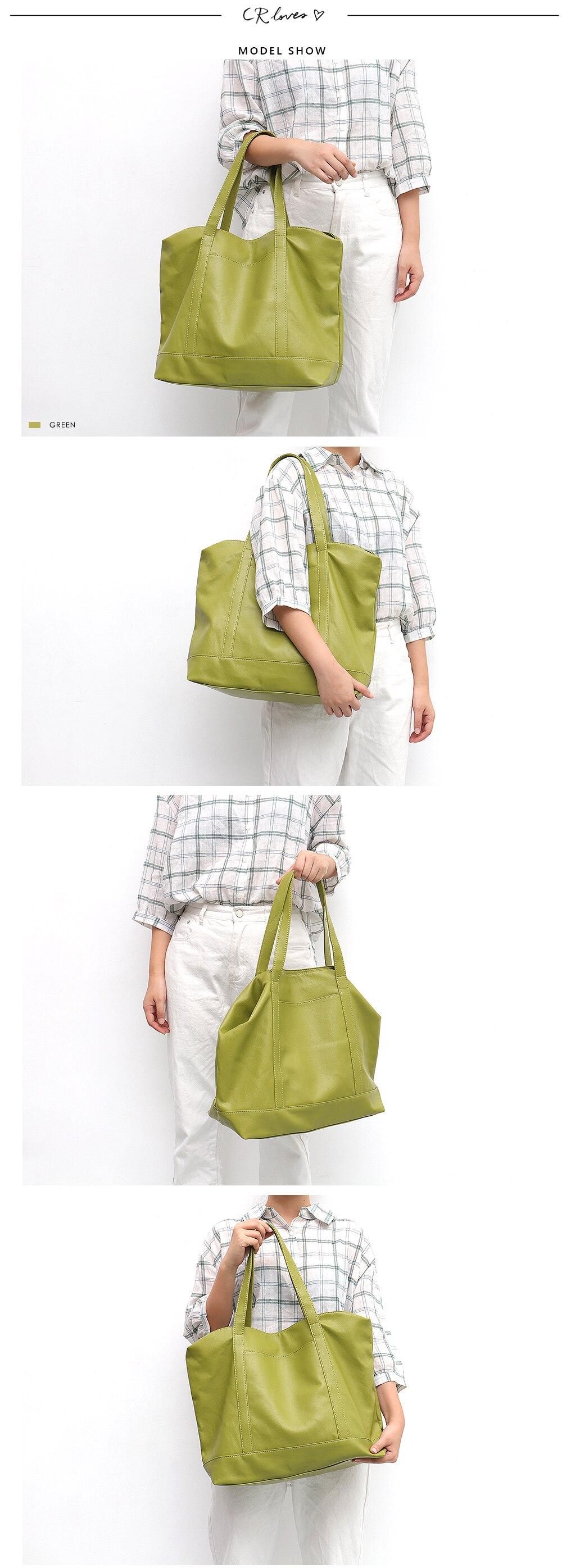 Cezira grande sacola para as mulheres moda