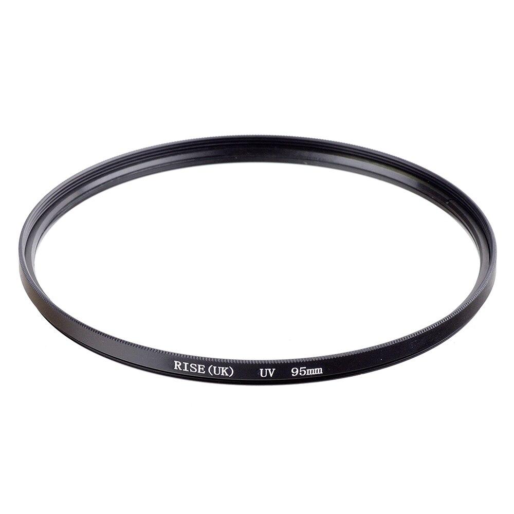 RISE (Великобритания) 95 мм ультрафиолетовый УФ-фильтр для объектива, защита для DSLR SLR камеры