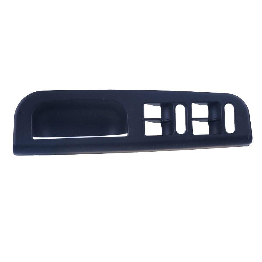 Schwarz Fenster Switch Control Panel Trim Für VW Passat Jetta Golf MK4 3B1867171 3B1867171E