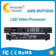 شاشة led الفيديو المعالج mvp300s led تحكم العرض دعم linsn ts802d novastar msd300 ل ledman شاشة led