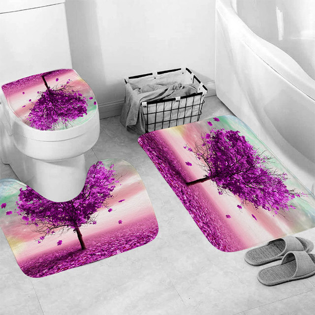 Bathroom Rug set 4