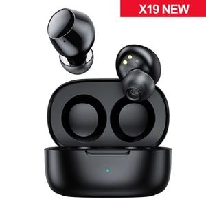 Mifa X19 TWS Bluetooth наушники беспроводные Bluetooth 5,0 TWS наушники гарнитура с шумоподавлением спортивные водонепроницаемые наушники