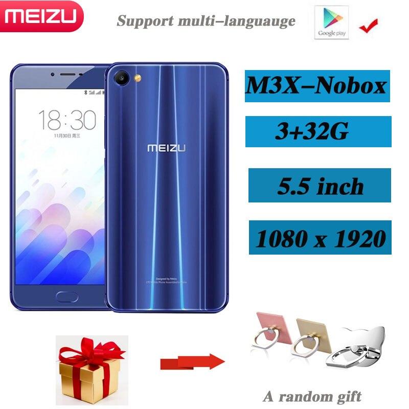 Meizu M3X, 3 Гб оперативной памяти, 32 Гб встроенной памяти, двойной Камера смартфон 3200mAh большой Батарея Поддержка глобальная версия дешевый смар...