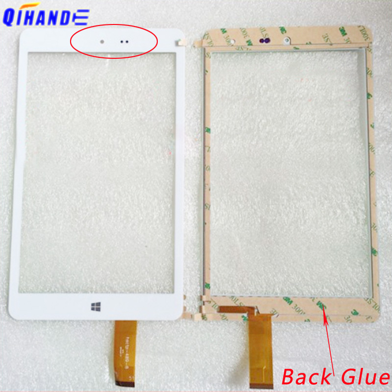 New For Chuwi Hi8 Chuwi Hi8 CWI509 CW1509 8 Inch Tablet Touch Screen Panel Digitizer Sensor Replacement Parts Free Shipping