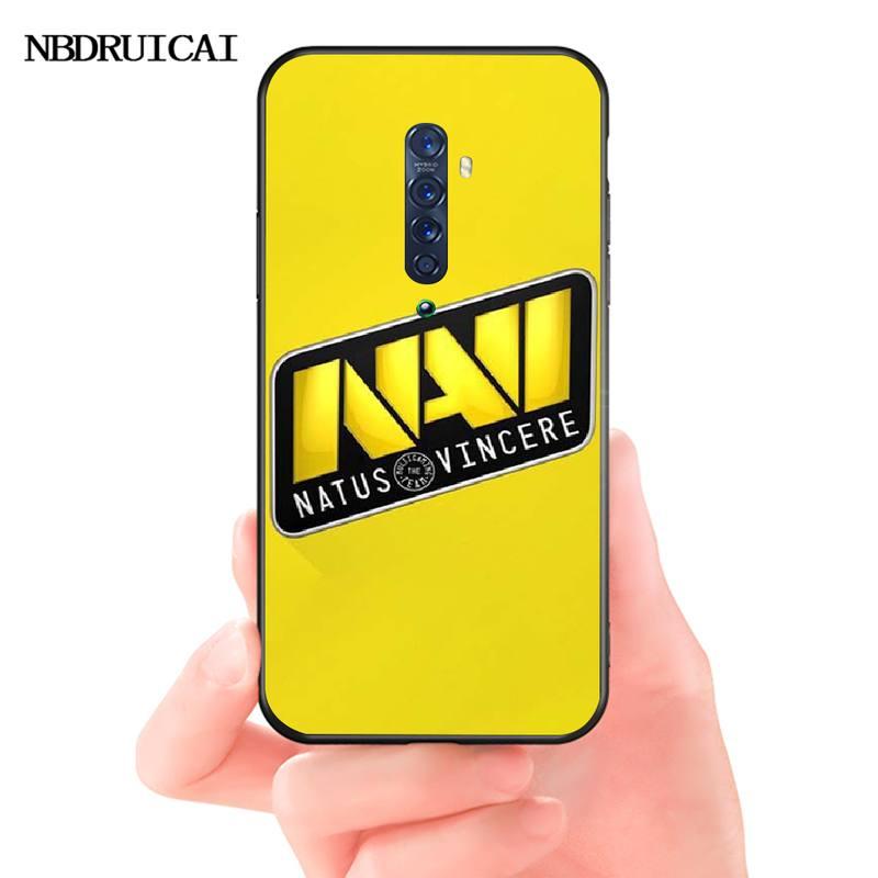 PENGHUWAN Natus Vincere navi Soft Silicone TPU Phone Cover for OPPO Reno2 Z R15 pro R17 R11 R15 R9S Plus R9