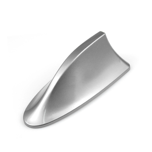 Image 4 - Universal Car Radio Shark Fin Car Shark Antenna Radio FM Signal Design Aerials Antenna Car Styling  For All Car Models