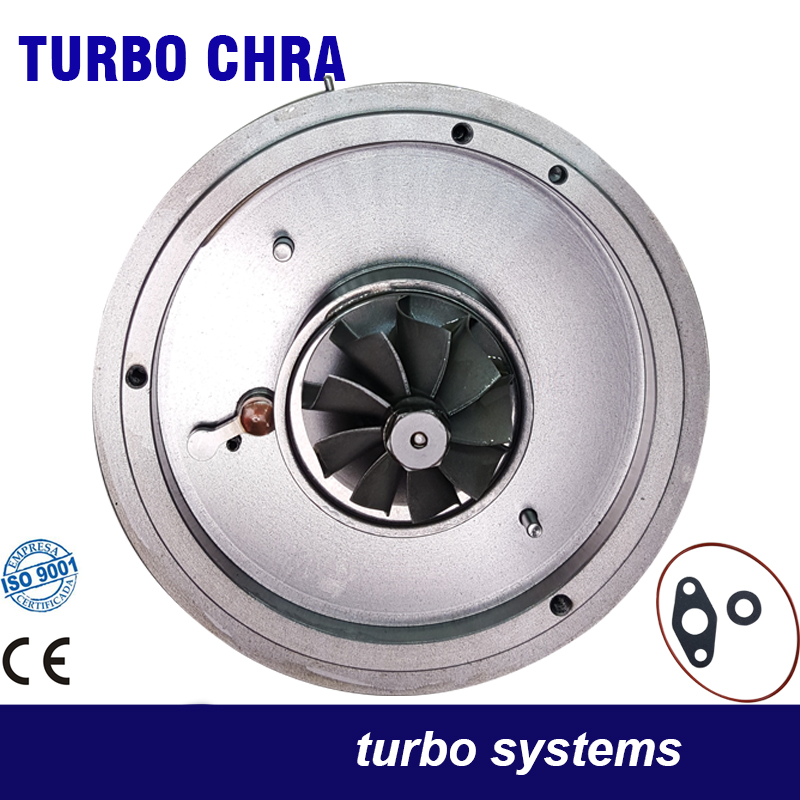 Turbo cartridge  GT1646V 765261 756867 Turbocharger chra core for Audi Skoda VW 2.0TDI 103Kw 140HP engine :  BMP BMM BVD|turbo cartridge|turbocharger core|turbocharger cartridge - title=