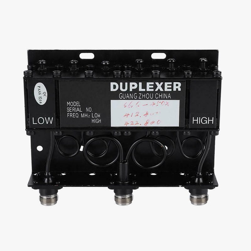 ABKT-10W UHF 6 Cavity Duplexer SGQ-450X Type (TX; 412.800 RX; 422.800)