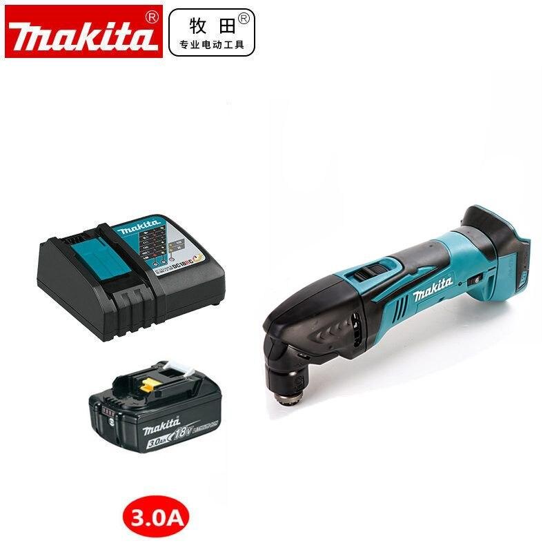 Makita DTM50 DTM50Z 18v LXT Lithium Ion Cordless Multi Tool Multi Tool Bare Unit DTM50