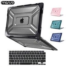 Чехол для ноутбука 2020 2021/MacBook Pro/Air 13 дюймов Чехол M1 A2337 A2179 A2338 A2251 A2289 Retina Дисплей пластиковый жесткий чехол