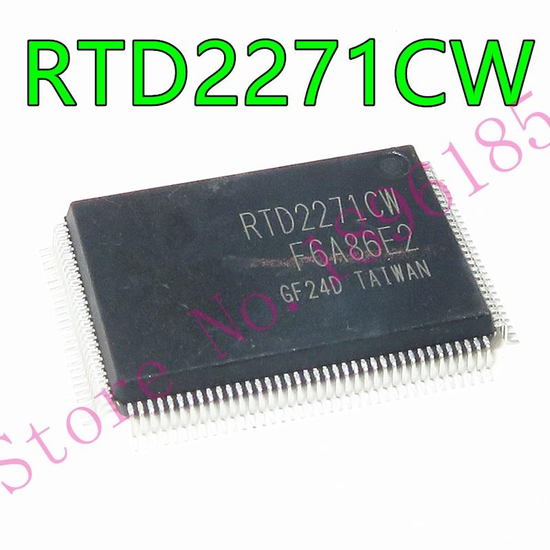 Новый оригинальный RTD2271CW QFP в наличии