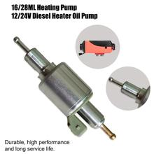 12/24V для 2-8KW подогреватель воздуха, дизель для Webasto Eberspacher обогреватели для грузовика топливный насос мазута воздуха стояночный отопитель из...