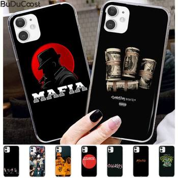 Benz Shoreline Mafia Ohgeesyr Phone Case for iPhone 11 pro XS MAX 8 7 6 6S Plus X 5 5S SE XR case image