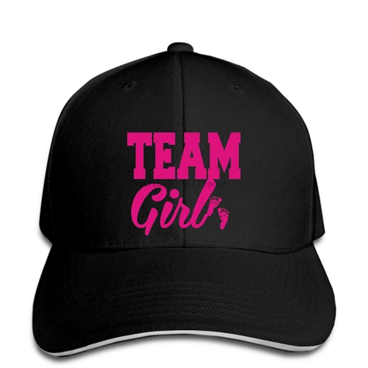 Baseball cap Team Girl Gender Reveal Women Baseball caps GENDER PARTY NEW MOM