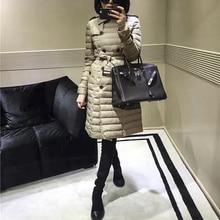KMETRAM Autumn Winter Coat Women Fashion Ultra Thin Down Jacket