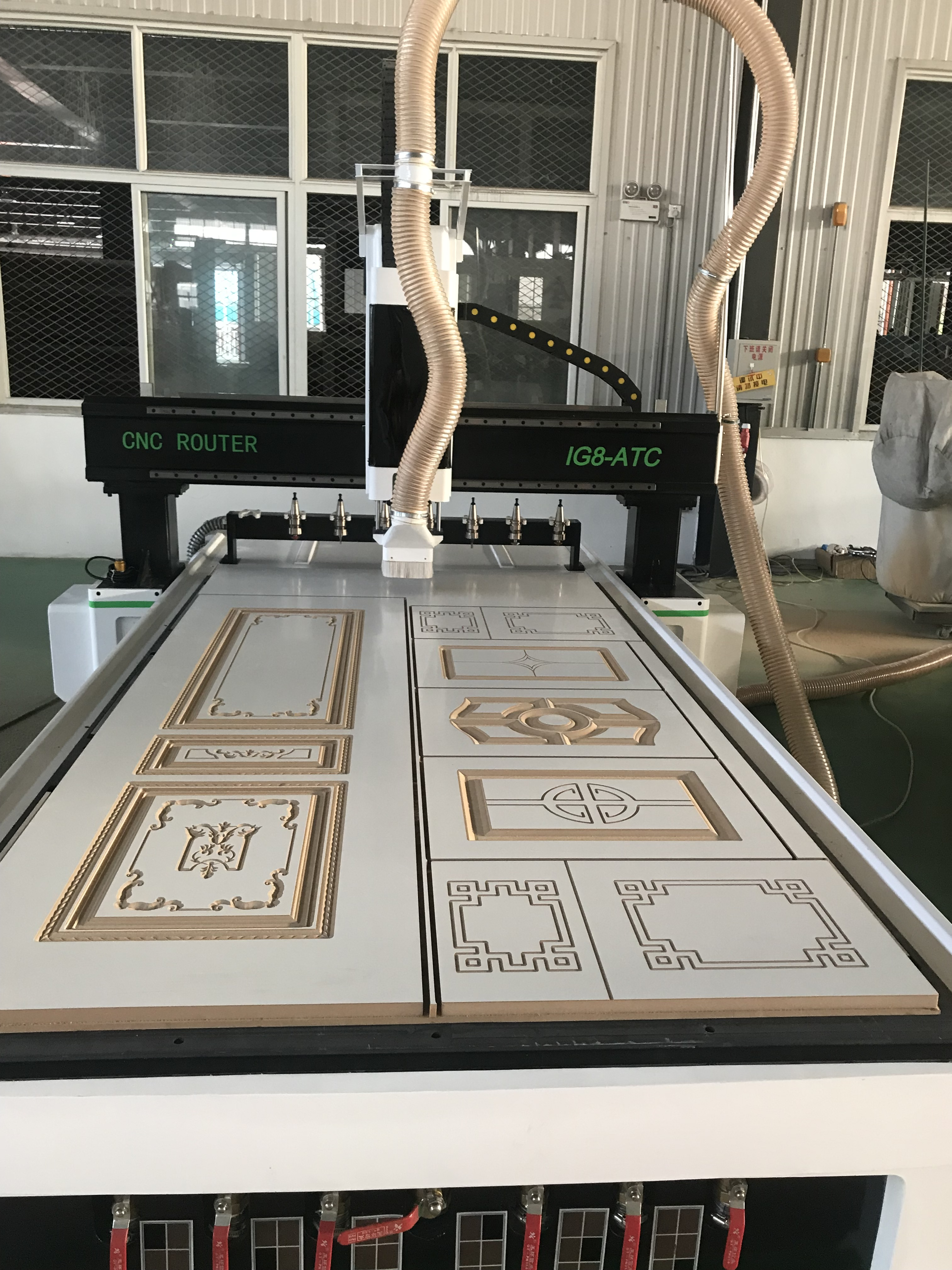 1325 Woodworking Atc Cnc Router Machine For Wood