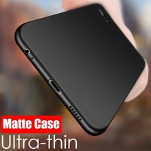 Ультра тонкий чехол для samsung M30s A20E A90 A80 A70 A60 A50 A40 A30 A20 A10 S чехол матовый чехол из ТПУ на Galaxy Note 10 Plus чехол