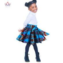 Африканская женская одежда дети Дашики традиционные хлопковая