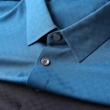 JSBD High Quality Fashion Print Checked Shirt Summer Seamless Glue Business Casual Short Sleeve Shirt for Men
