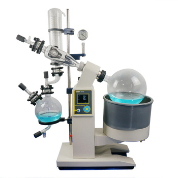 2019 High Quality Distillation  Laboratory Chemicals Oil  5l Vacuum Rotary Evaporator